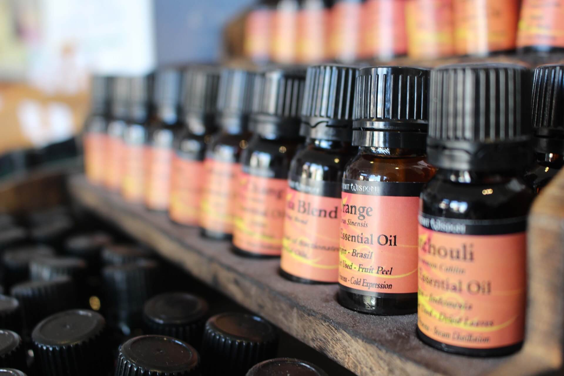 Ätherische Öle Qualität