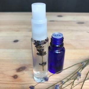 Hand Desinfektions Spray für Unterwegs selber machen