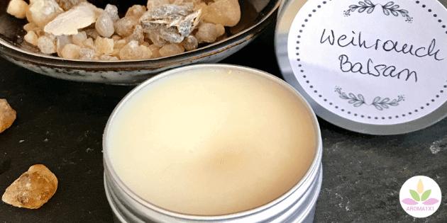 Weihrauch Balsam Anti-Aging Pflege (1)