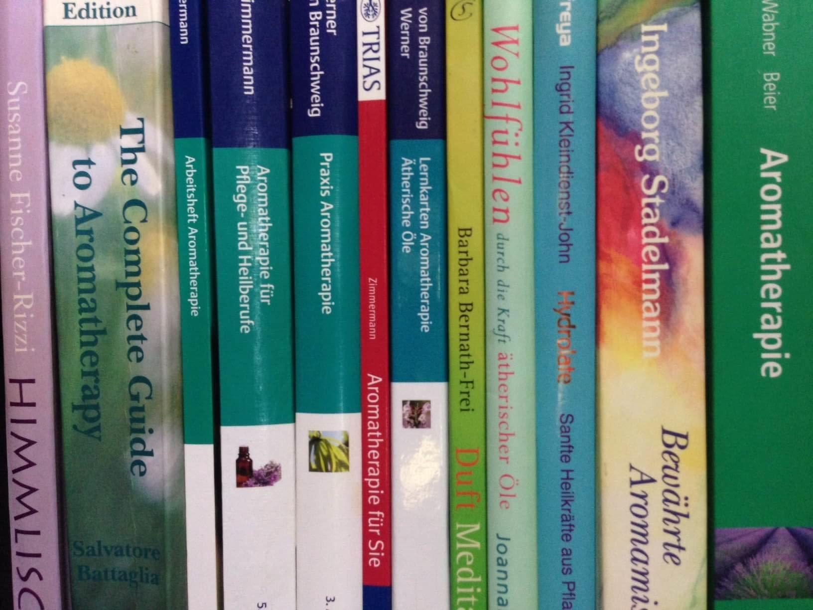 Aromatherapie Bücher