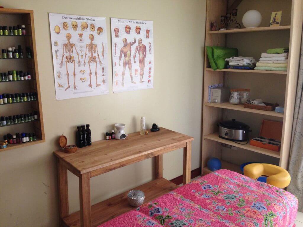 Aromatherapie Praxis