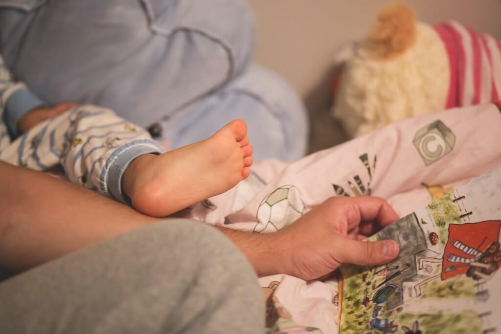 Ätherische Öle gegen Ängste bei Kindern