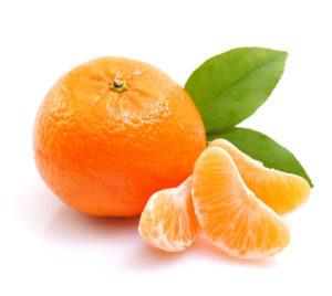 Mandarine ätherische Öle gegen Ängsten bei Kindern