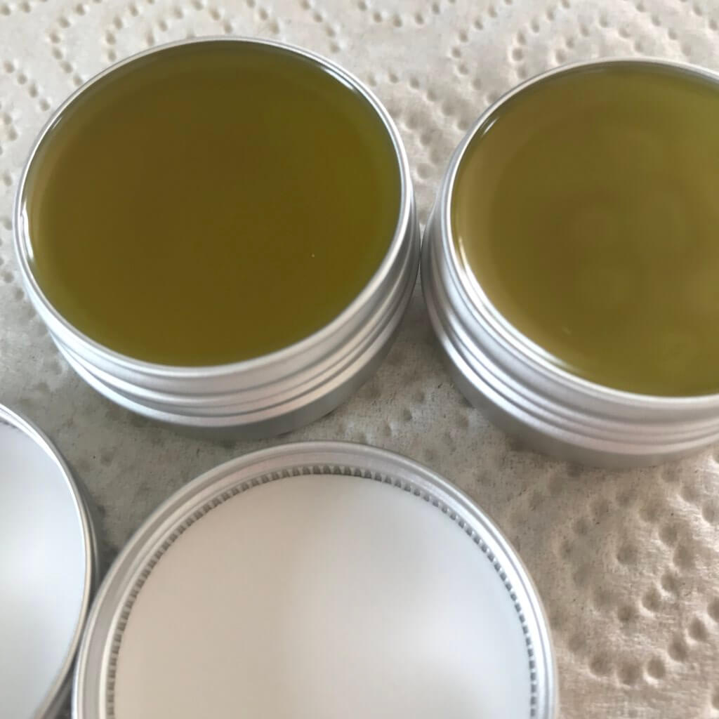 Fieberblasen Akutbalsam mit ätherischen Ölen selbermachen