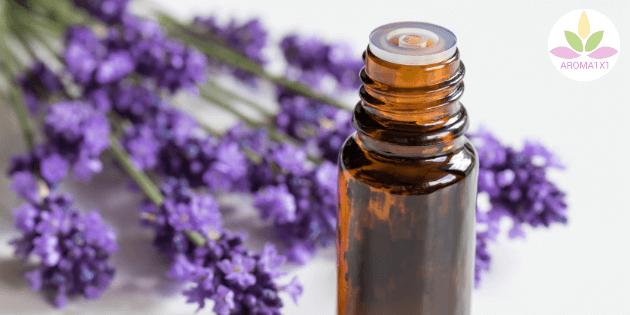 Lavendelöl Anwendung