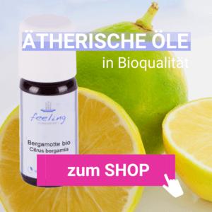 ätherisches Bergamotte Öl Bio Qualität kaufen Shop